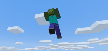 Basic Custom Boss: Flying Zombie Minecraft Blog