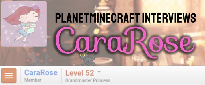 Popular Blog : Planet Minecraft Interviews CaraRose