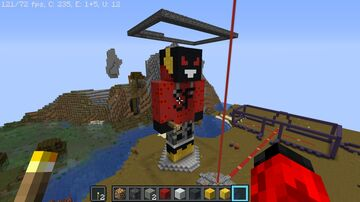 I just built my Skin from PMC in my SMP Server!!! Minecraft Blog