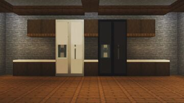 How To Make A Realistic Fridge In Minecraft Minecraft Blog