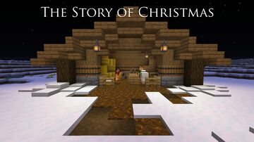 The Story of Christmas Minecraft Blog