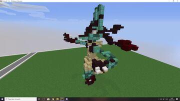 mega lucario Minecraft Blog