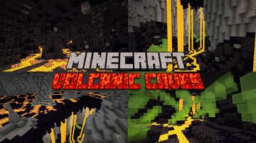 Cave Update Biome Ideas | volcanic caves | minecraft caves & cliffs update | minecraft 1.17 Minecraft Blog