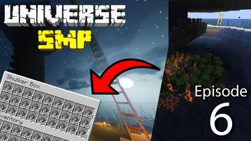 Creeper Farm & Business Deals! | UniverseSMP #006 Minecraft Blog
