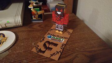 PMC Papercraft Entry!!! Minecraft Blog