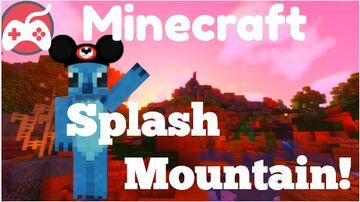 Minecraft Splash Mountain! Minecraft Blog