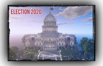Ahead of the election, practice voting in this Minecraft server Minecraft Blog
