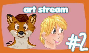 24th February Art Stream Stuff Minecraft Blog