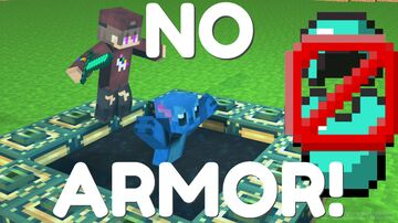 Can We Beat Minecraft Without Armor? Minecraft Blog