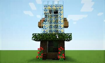 What goes up must come down! Minecraft Blog