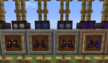 Visual Enchantment Gems v1.3.0: Status Update 2 Minecraft Blog