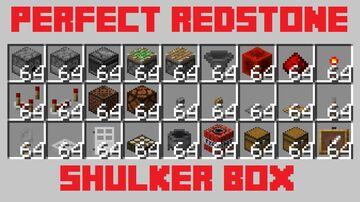 The Slug: Perfect Redstone Shulker Box Machine (1 to 10 Stacks of Items Loader) - Minecraft Tutorial Minecraft Blog