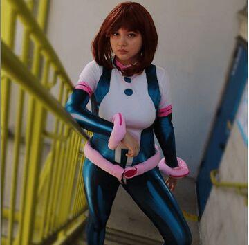 4 Best My Hero Academia Female Hero Cosplay Ideas Minecraft Blog