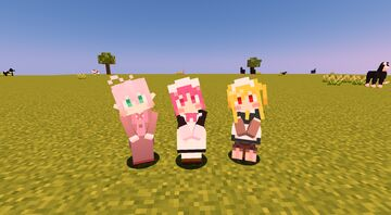 How to Download Little Maids Mod (1.12.2 Tutorial) Minecraft Blog