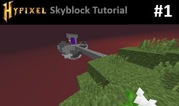 How to Play Hypixel Skyblock [1] - Humble Beginnings Minecraft Blog