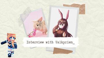 ♦ - - - Interview With Valkyrien_  - - - ♦ Minecraft Blog