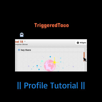 || Profile Tutorial || Minecraft Blog