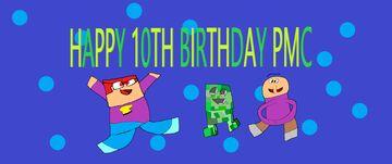 Happy 10th Birthday, Planet Minecraft! Minecraft Blog
