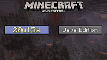 20w15a Out Now! Minecraft 1.16 Snapshot Out! BASALT DELTAS BIOME Minecraft Blog