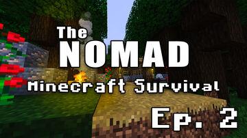 Nomad Survival | Minecraft Let's Play | Ep. 2 Minecraft Blog