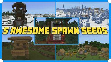 5 Amazing Spawn Seeds #6 Minecraft Blog