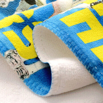 The Increasing Popularity of Custom Printed Towels Minecraft Blog