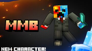 NEW CHARACTER! Minecraft Blog