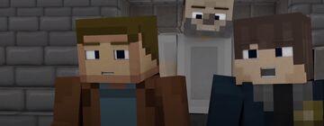 DETECTIVE ROGERS - SOMETHING DARK [MINECRAFT MOVIE] Minecraft Blog