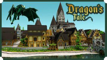 Dragon's Tale Adventure Map [Minecraft Bedrock Marketplace] Minecraft Blog
