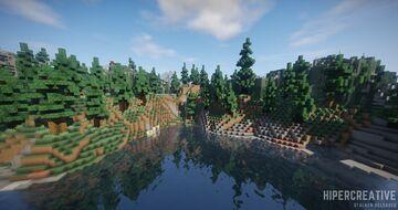 """SR Wallpaper #1 """"Trees"""" Minecraft Blog"""