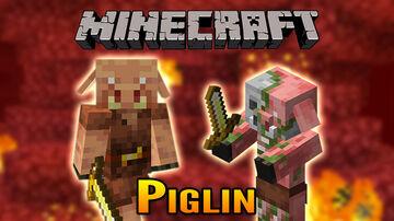 Minecraft 1.16 Piglin & Piglin Brute Showcase Minecraft Blog