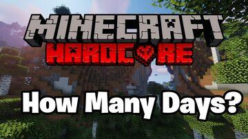How Many Days Can I Survive Hardcore Minecraft? Minecraft Blog