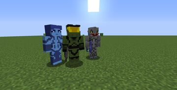 Halo Mod Coming Soon Minecraft Blog