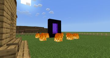 The Escape from the Nether Minecraft Blog