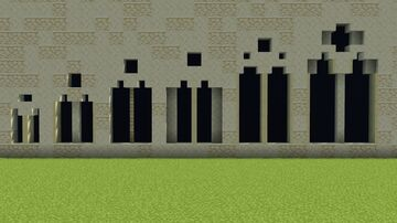 Gothic/medieval windows tutorial Minecraft Blog