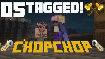 WE GOT TAGGED! - The Adventures of ChopChop   AdultsCraft SMP Vanilla - EP 05 Minecraft Blog