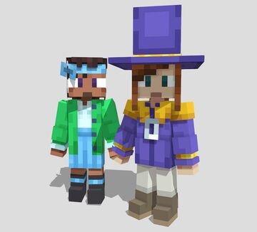 A Hat In Time Minecraft Blog