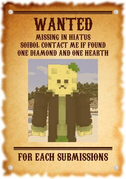 Wanted Minecraft Blog