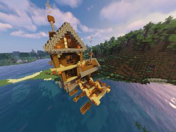 Port in the taiga Minecraft Blog