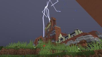 New redstone creation/theme park ride comming up! Minecraft Blog