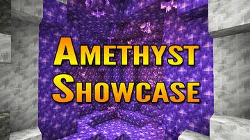 Minecraft 1.17 Amethyst Showcase Minecraft Blog