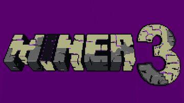 MINER 3 Logo Minecraft Blog
