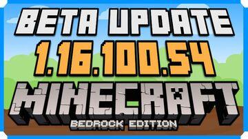 Minecraft Bedrock 1.16.20.54 Beta Update Preview Minecraft Blog