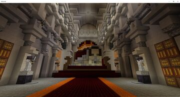 Re-Designing Anor Londo Minecraft Blog