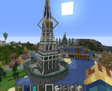 Update! Minecraft Blog