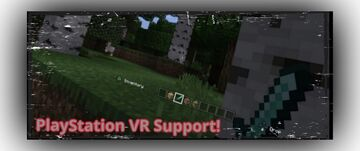 Minecraft Gets PlayStation VR Support Minecraft Blog