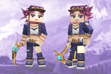 Hytale Akali (League of Legends) Minecraft Blog