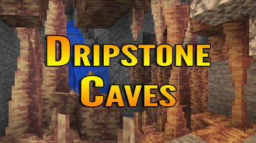 Minecraft 1.17 Snapshot 20w49a Reacting to Dripstone Cave Biomes (Minecrft 1.17 Cave Update) Minecraft Blog