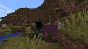 Found A Pink Sheep Minecraft Blog