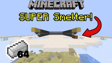 I built a super smelter in logcraft. Cool? Minecraft Blog